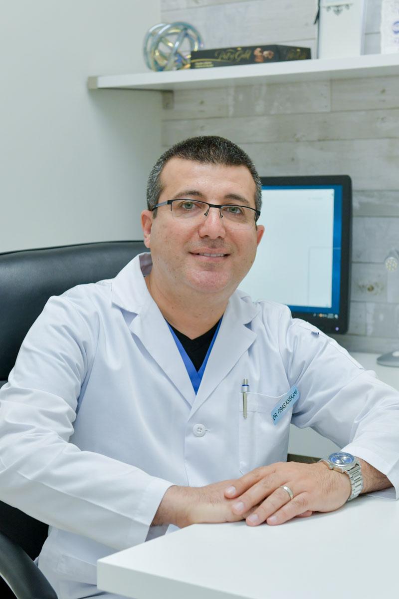 Dr. Firas Khekani
