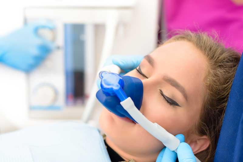 Nitrous Oxide - Sedation Dentistry