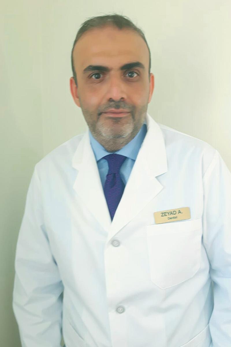 Dr Zeyad Abdulrazzaq Photo